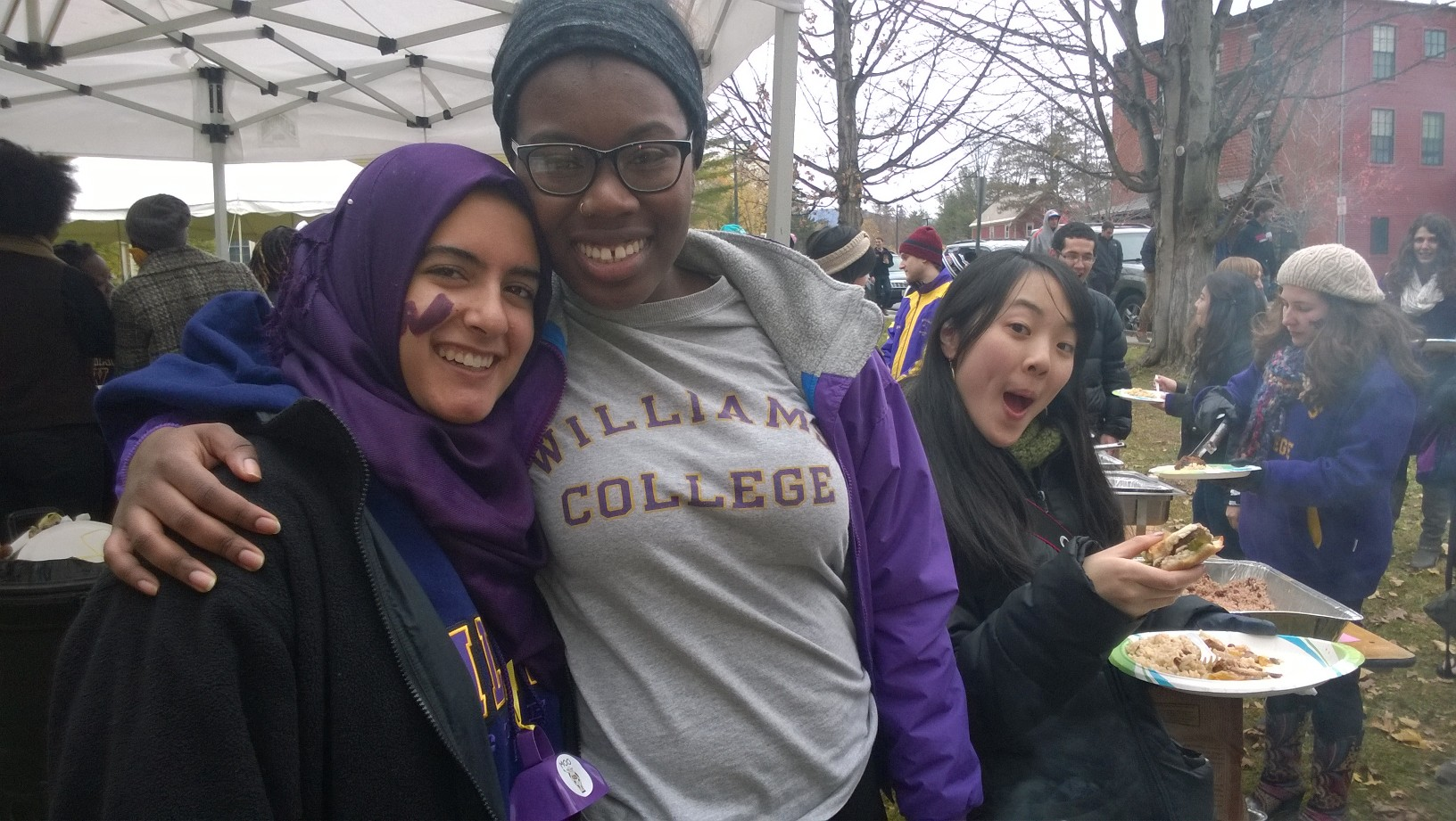 Halal Homecoming Tailgate